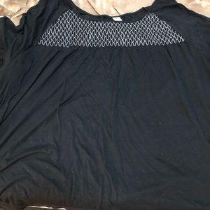 Old Navy, 3/4 sleeve shirt
